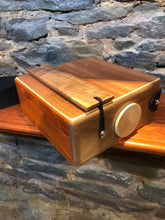 "10"" Pro Series CajonTab - alternating walnut and padauk"