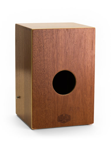 Solid Mahogany Cajon with External Snare
