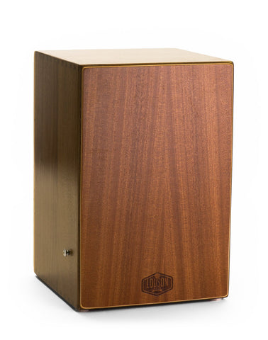 Solid Walnut Cajon with External Snare