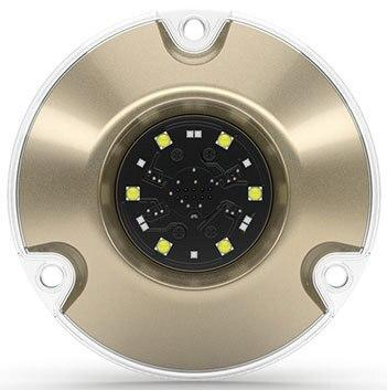 Lumishore LM600194 SUPRA SMX22 (Secondary) LED Underwater Boat Light Surface Mount - Blue/White - 90° 10.5-31VDC