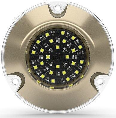 Lumishore LM600197 SUPRA SMX102 (Master) LED Underwater Boat Light Surface Mount - Blue/White - 90° 10.5-31VDC