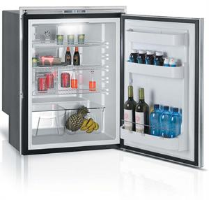 5.5 cu. ft. Refrigerator Only, Stainless Steel Front, Internal Condensing Unit