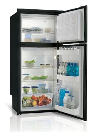 DP2600IBD4 - 8.1 cu. ft. Refrigerator/Freezer, Double Door, Internal Condensing Unit, Flush Flange