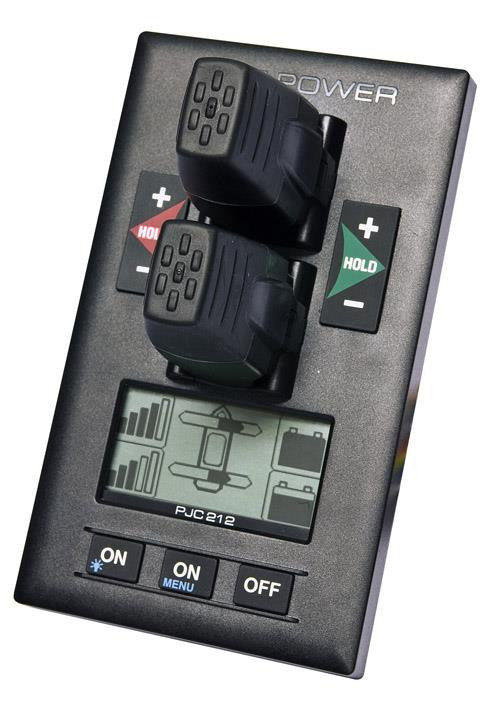 Speed Control Panel w/Display, Dual, S-Link