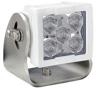 Imtra Offshore 5-LED Marine Deck Light 11-65VDC, 35W, IP68/69K - ILBMB0705