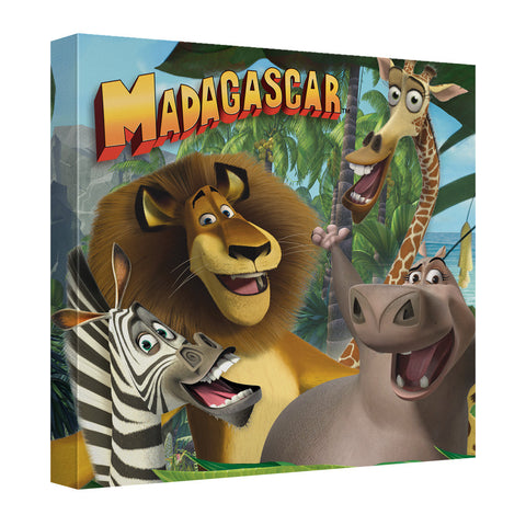 Madagascar Wall Plaque