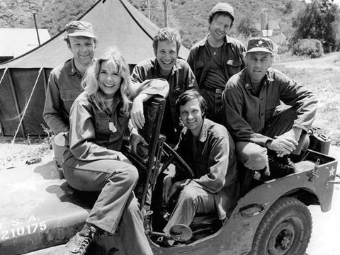MASH Almost Canceled In 1973  Image Source: CBS Television (Public Domain)