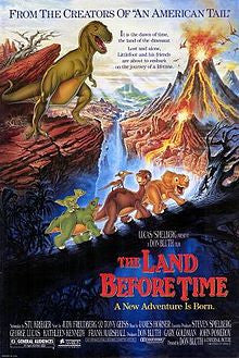 The Land Before Time 1988 Movie