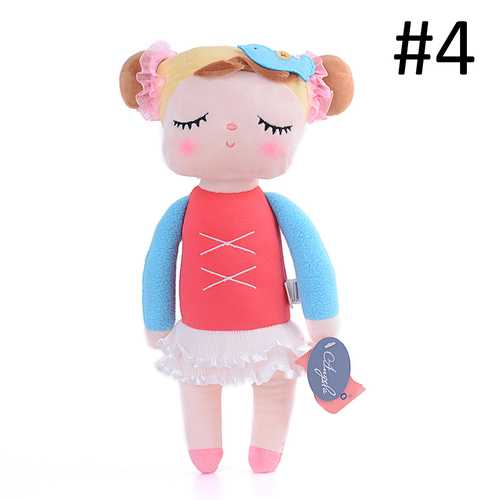 Metoo Baby Soft Plush Toys Rabbit Animals Angela Package Dreaming Girl Pink Stuffed Toys