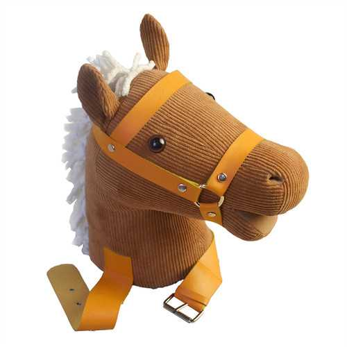 MoFun Happy Horse Parent-Child Interactive Riding Toys Emotional Companion Plush Toy For Children
