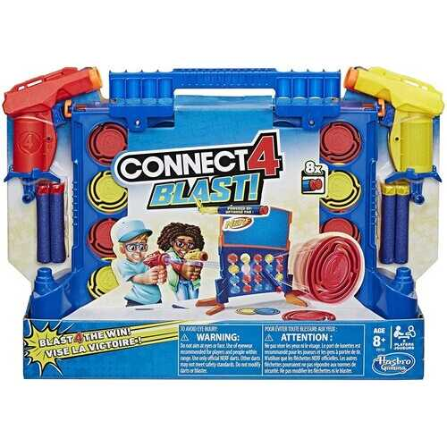 Hasbro Connect 4 Blast