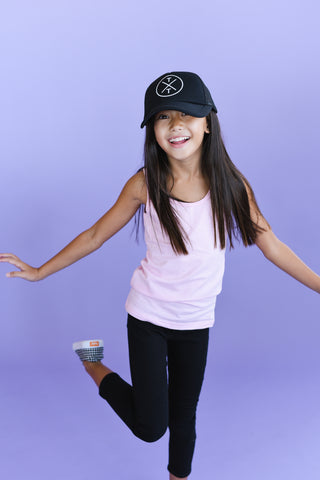 Tween trucker hats made for ages 8 and up (58-62 cm). We design hats for  parents and kids alike that fit great 9423ddfc8dff
