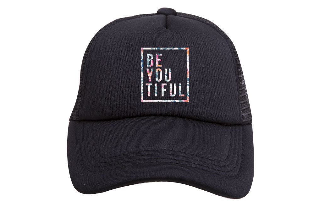 BE-YOU-TIFUL TRUCKER
