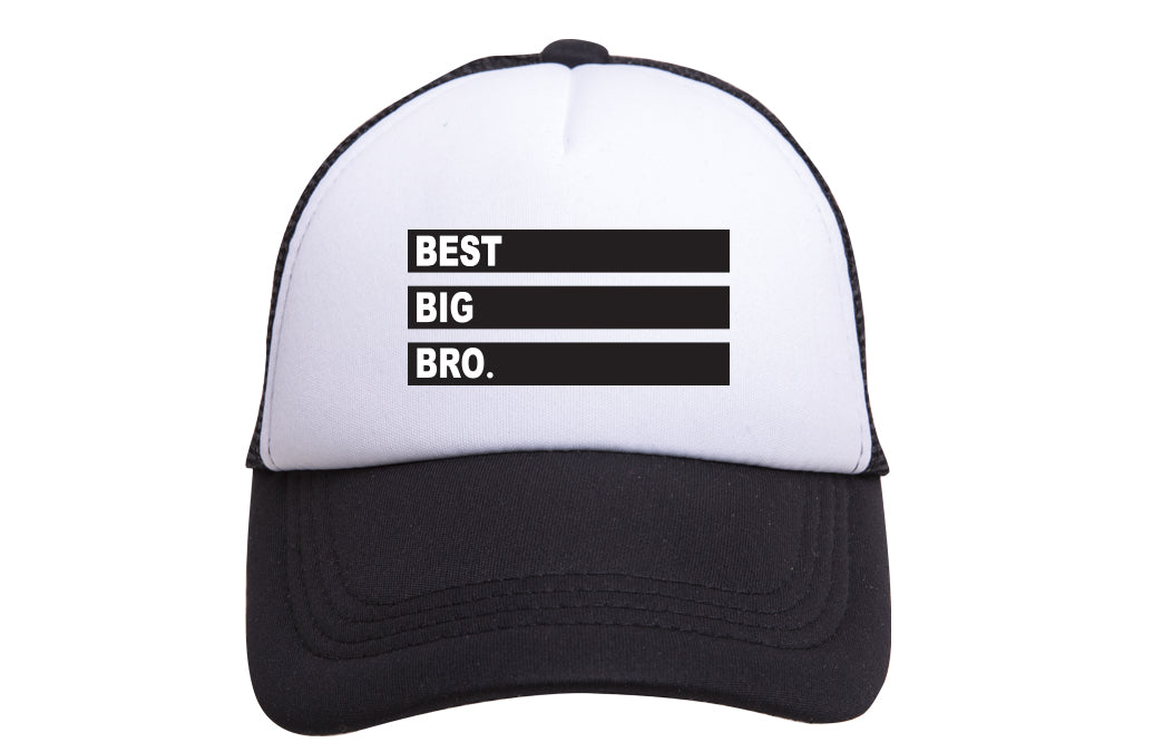 BEST BIG BRO TRUCKER