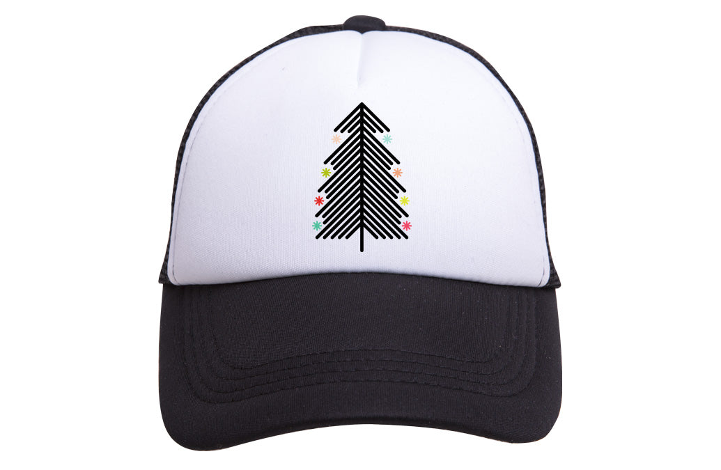 HOLIDAY TREE MAMA TRUCKER