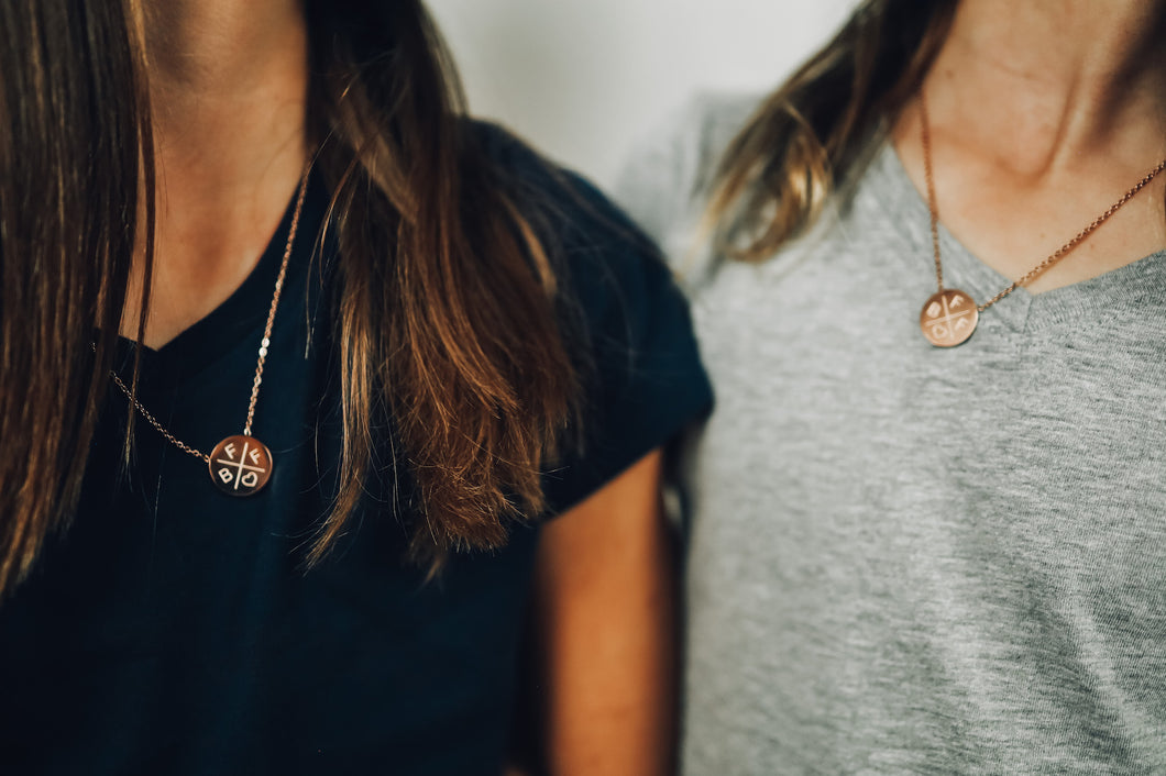 NECKLACE SET - BFF