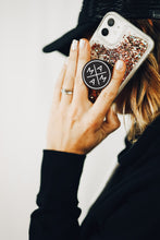 POP SOCKET MAMA X ™- BLACK FLORAL