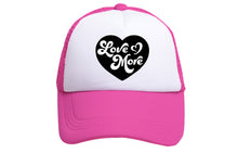 LOVE MORE TRUCKER