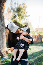 BABY X ™ (GREY & BLACK) TRUCKER