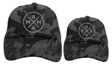 MAMA X ™ BABY X GREY CAMO FAMILY SET