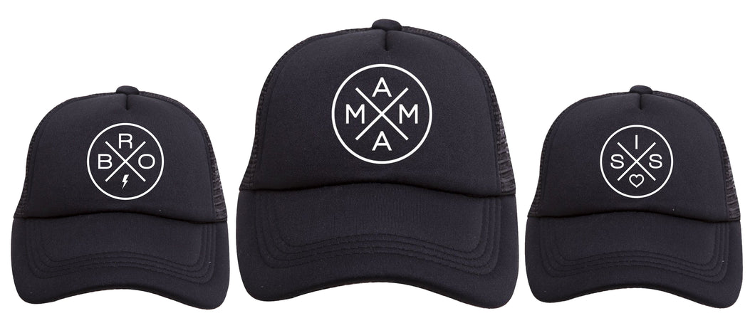 MAMA X ™/BRO/SIS X FAMILY SET