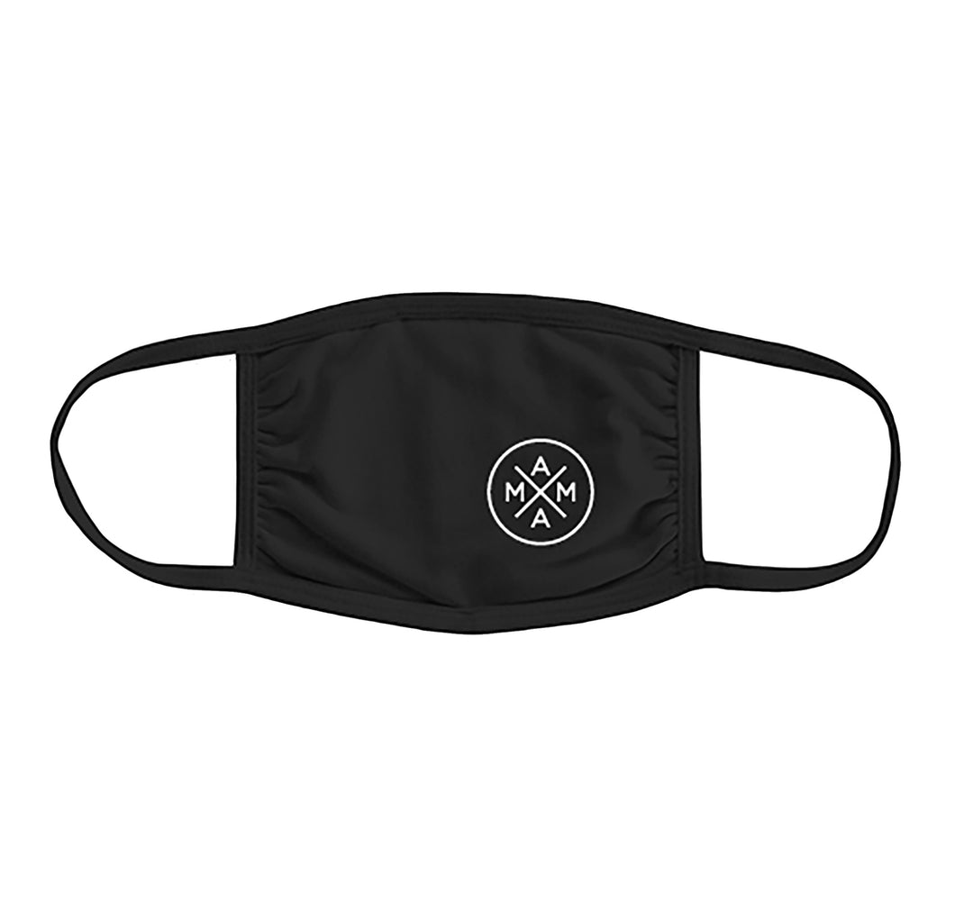 MAMA X ™ FACE MASK - BLACK