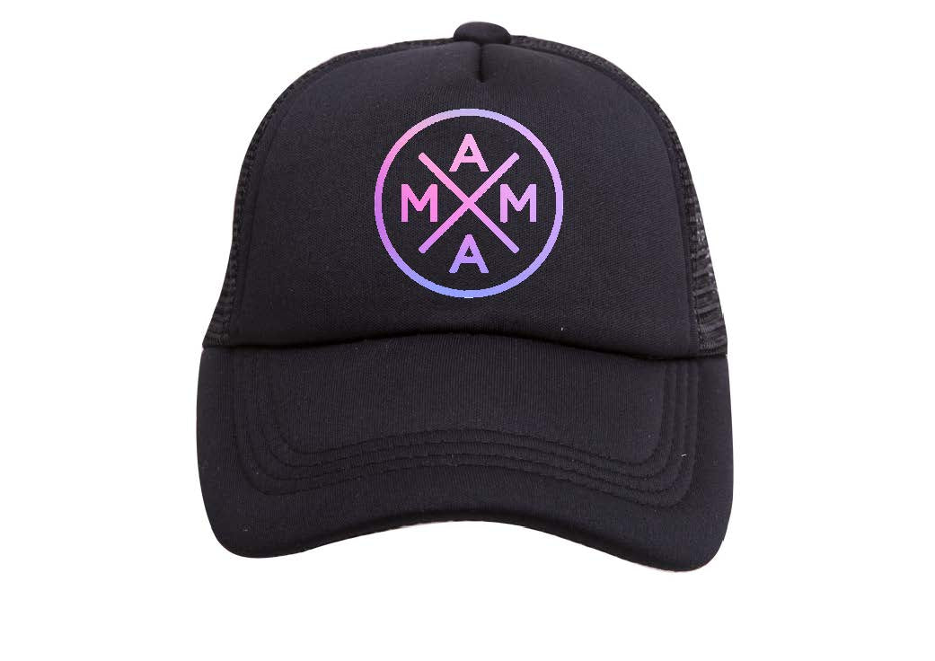 MAMA X ™ (PURPLE) TRUCKER