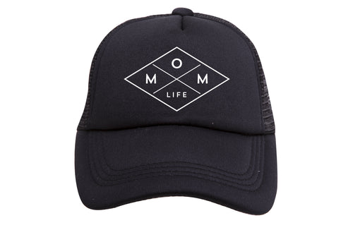 MOM LIFE (DIAMOND) TRUCKER