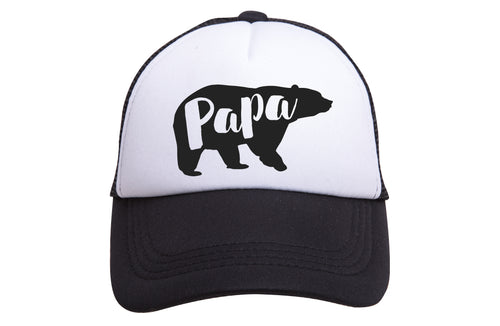 DAD - PAPA BEAR TRUCKER