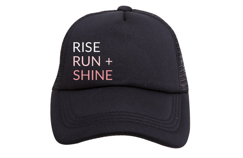 RISE RUN + SHINE TRUCKER