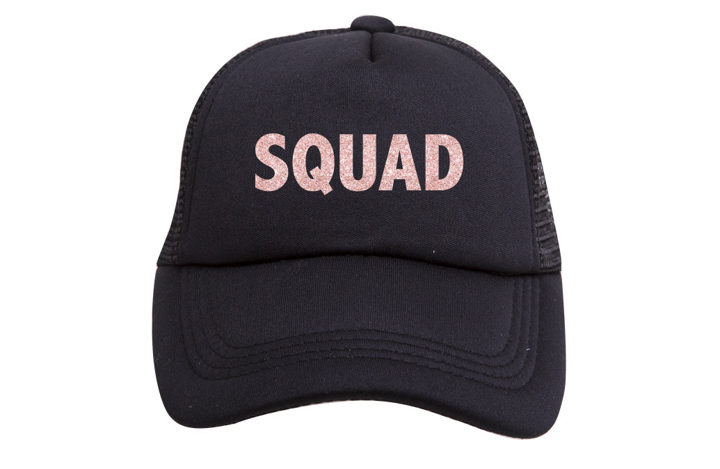 ROSE GOLD SQUAD TRUCKER