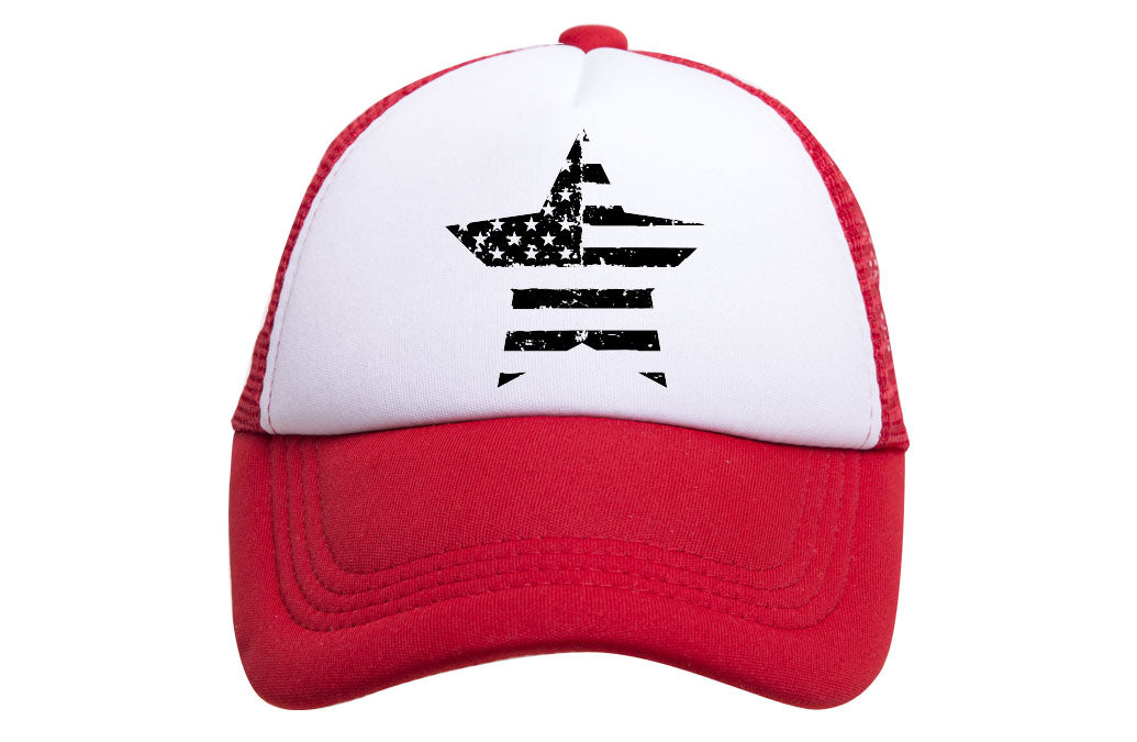STAR FLAG TRUCKER