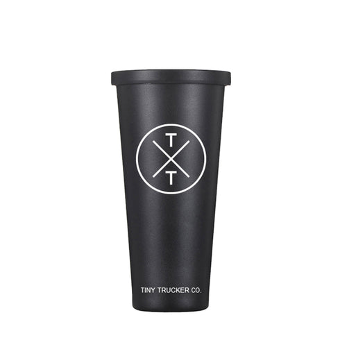 ON SALE - TxT ™ TUMBLER - BLACK