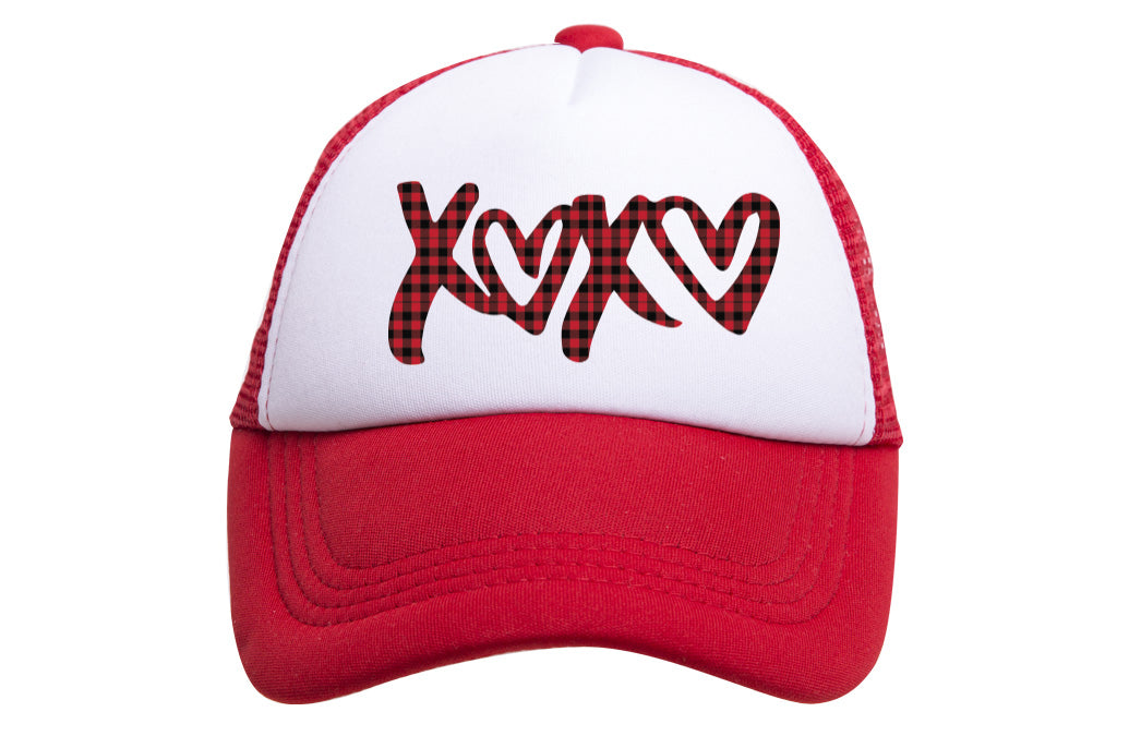 XOXO HEART TRUCKER