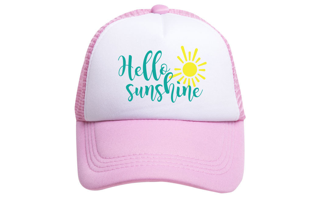 HELLO SUNSHINE TRUCKER