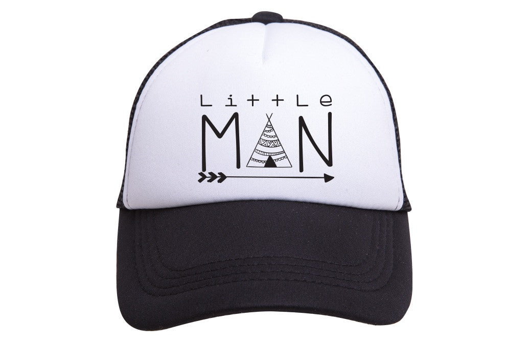 LITTLE MAN TRUCKER