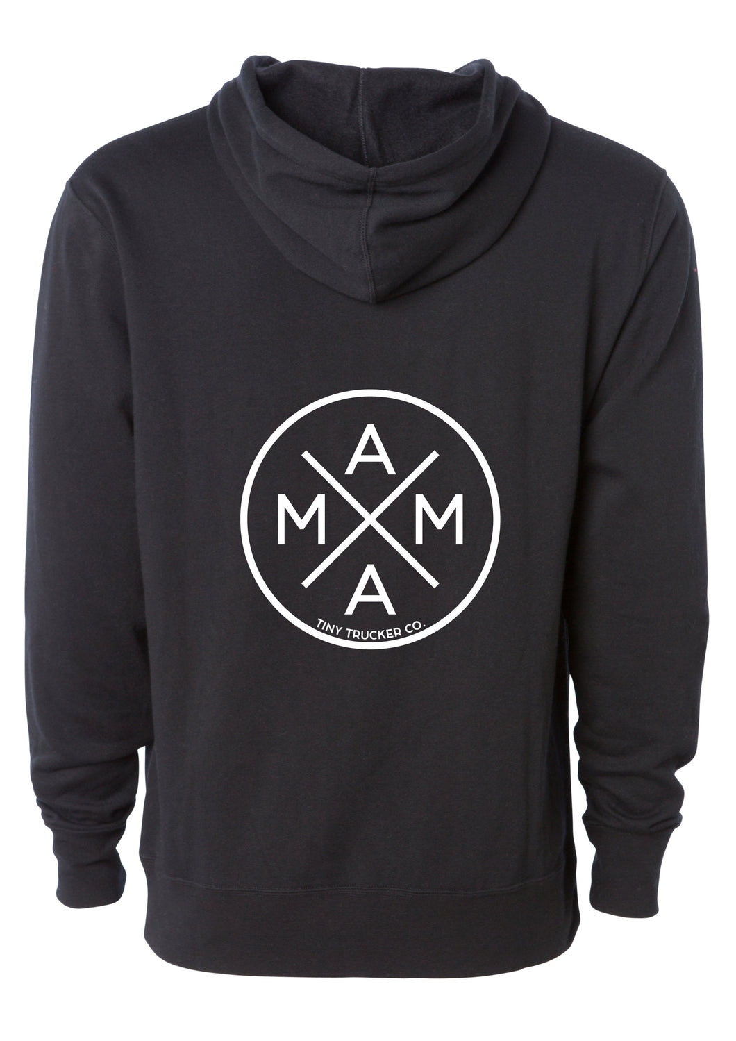 MAMA X ™ ZIP UP SWEATSHIRT