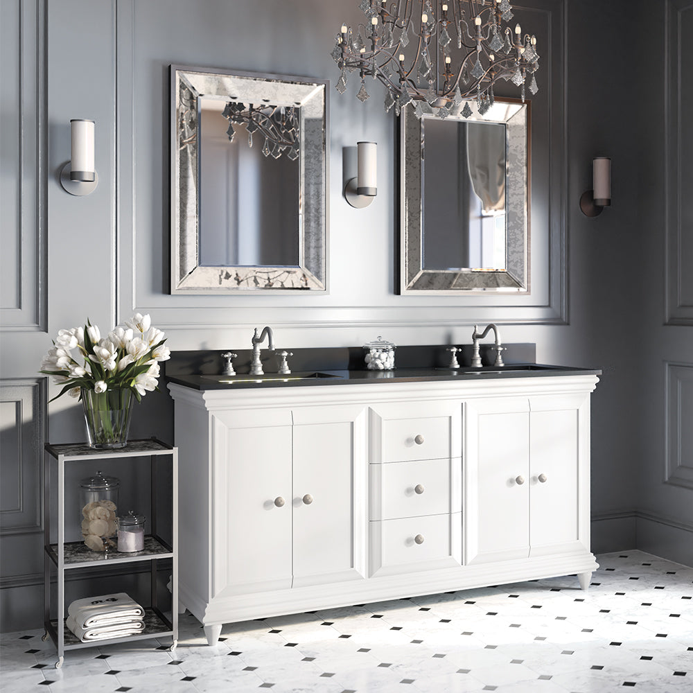 Bathroom Ideas: White Bathroom DÉCOR Ideas