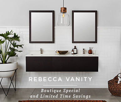 Shop Bathroom Vanities Sinks Mirrors And Accessories Ronbow - Pacific sales bathroom faucets for bathroom decor ideas