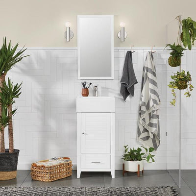 cabinets depot traditional bathroom b home n bath vanities shop style the vanity at by
