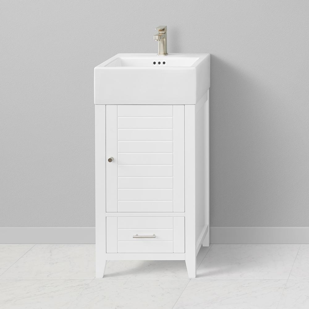 sink stand vanity bathroom small fresh tops vanities combo home depot of without vessel and