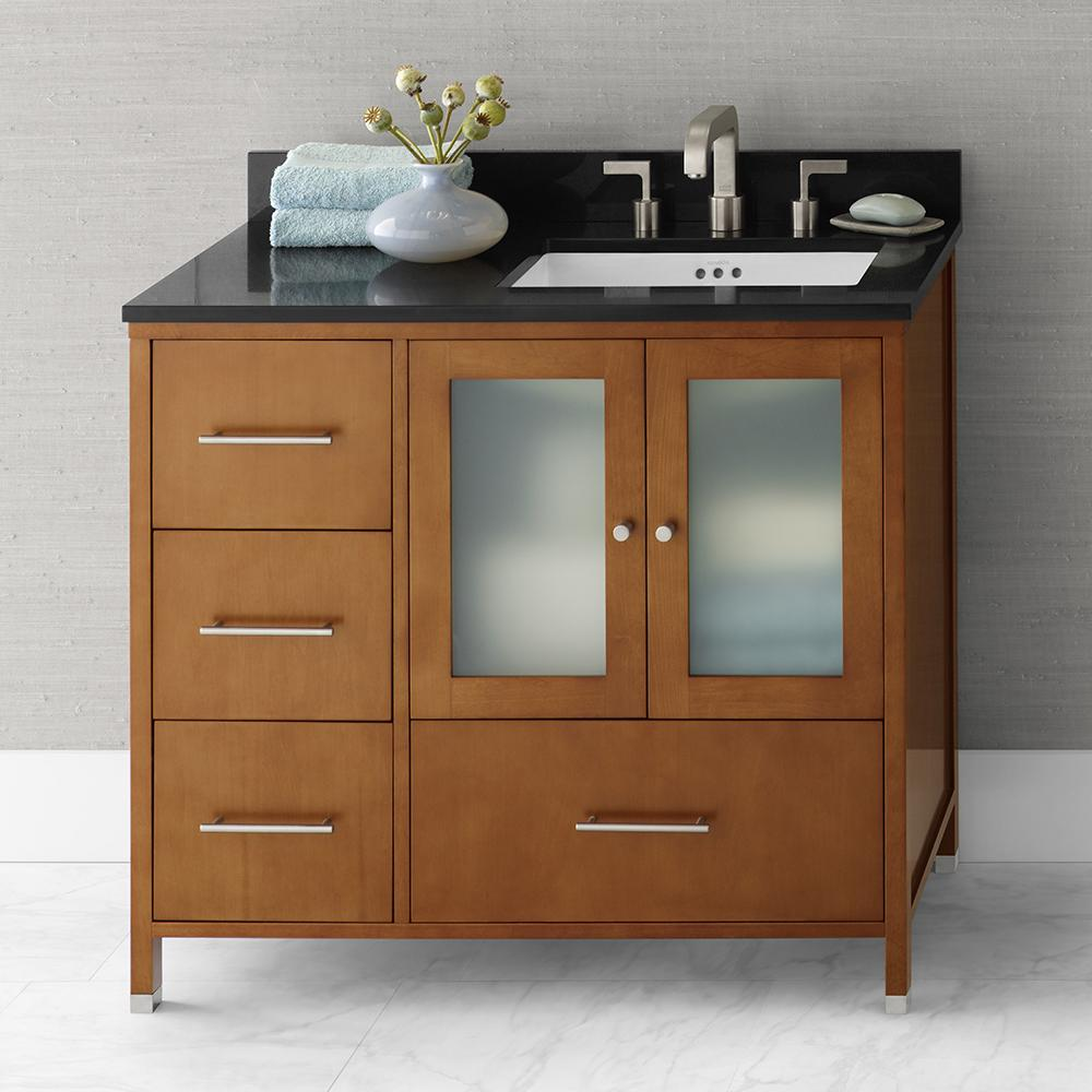 espresso set mayfield collection bathroom single sink ariel vanity by seacliff side product