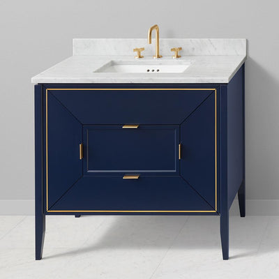 abbey carrara vanity inch includes dp white soft close bathroom