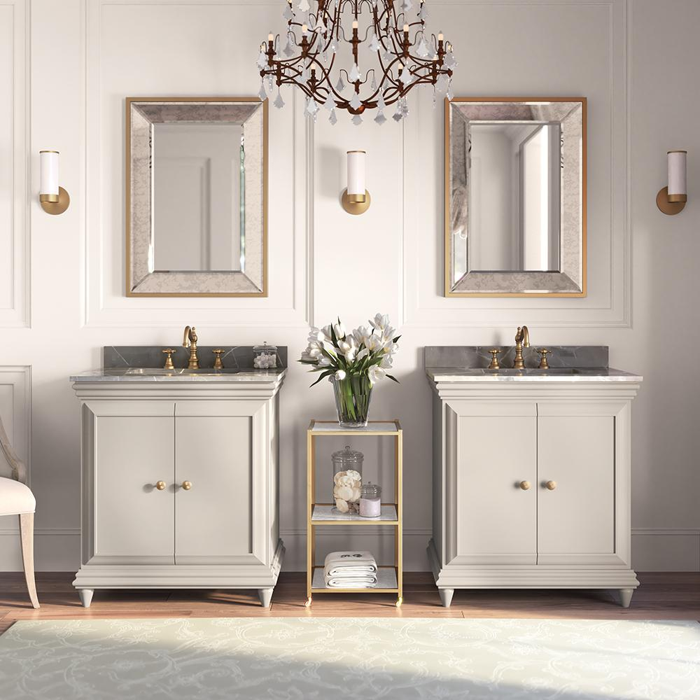 Awesome Bathroom Vanity Cabinet Concept