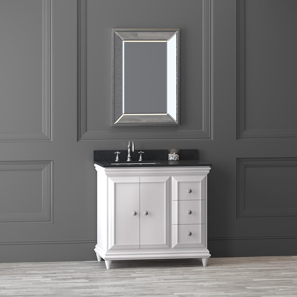 36 Quot Genova Bathroom Vanity Cabinet Base