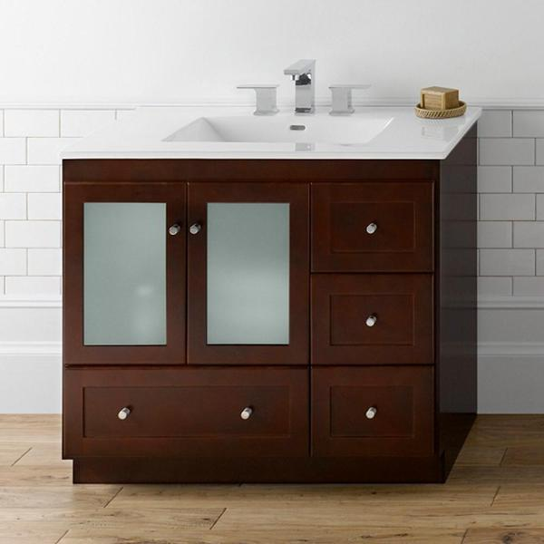 Shaker Bathroom Vanity Cabinet Base - 84 bathroom vanities and cabinets