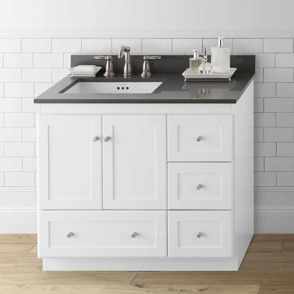 vanities shop attractive new ideas lowes on pinterest com inside grey bathroom gray at vanity tops best