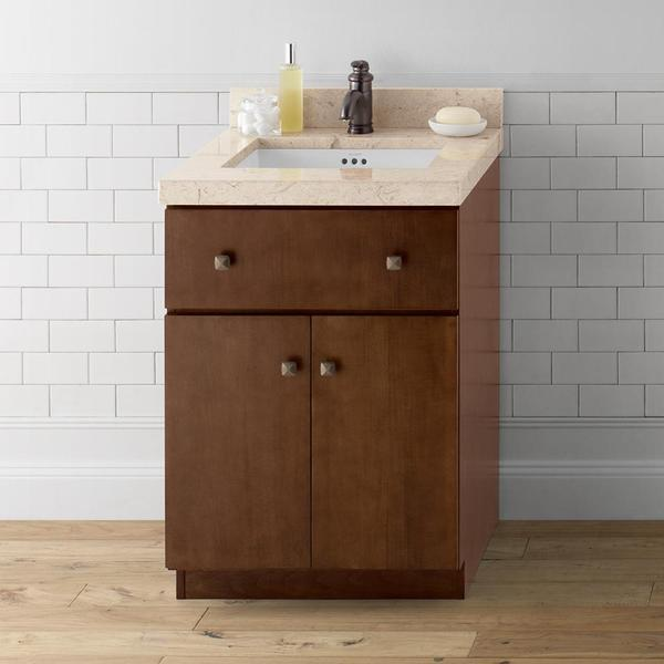 Lovely 24 Inch Bathroom Sink Cabinets