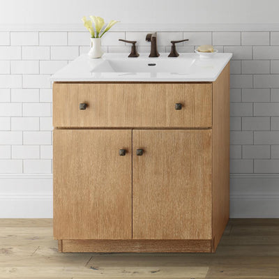 30 Inch Bathroom Vanity   Bathroom Vanities   Bath Cabinets   Ronbow
