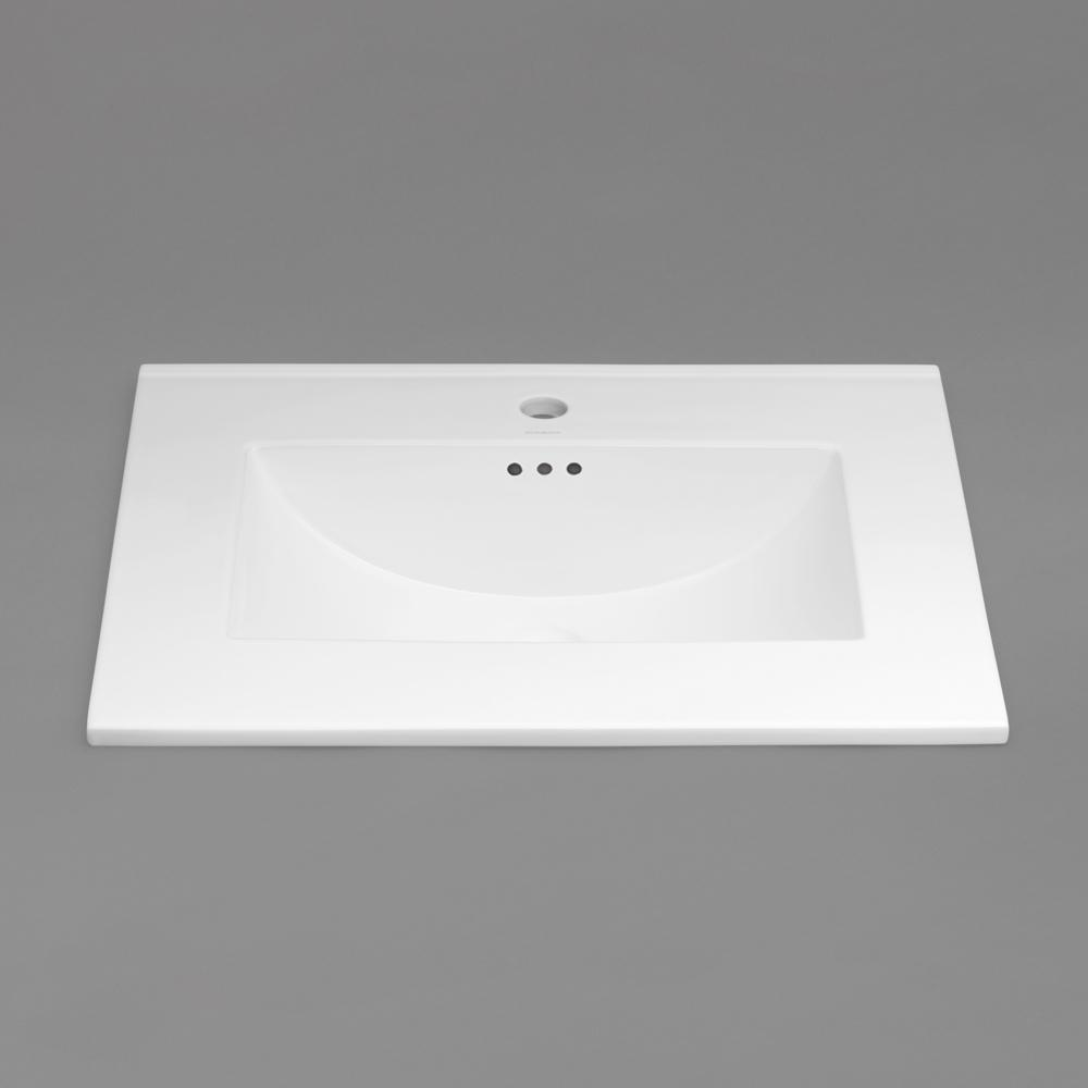 25 Quot Kara Ceramic Bathroom Sinktop